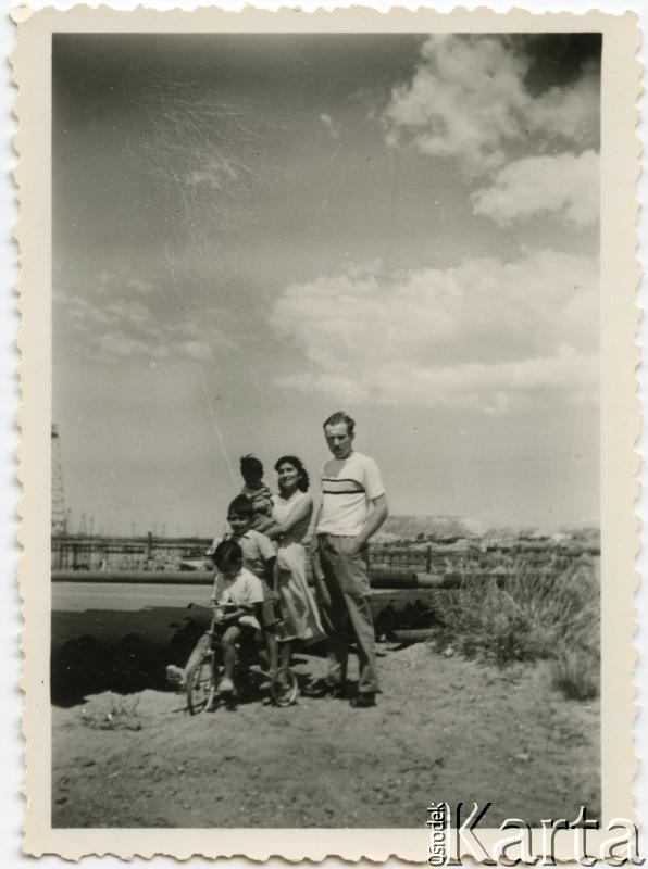 Fotografia z kolekcji Andresa Jozwickiego / Fotografía de la colección de Andres Jozwicki