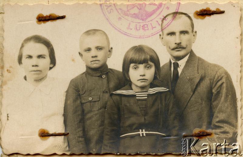Fotografia z kolekcji Janiny Bakun / Fotografía de la colección de Janina Bakun