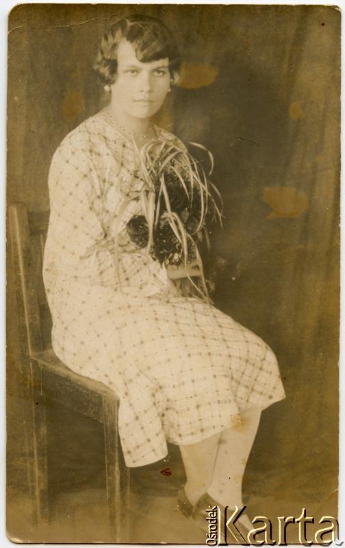 Fotografia z kolekcji rodziny Ziembińskich / Fotografía de la colección de familia Ziembiński