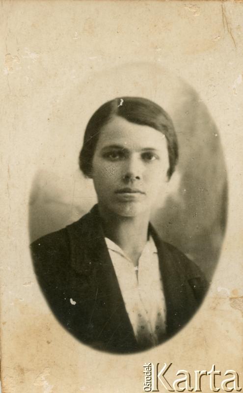 Fotografia z kolekcji rodziny Ziembickich / Fotografía de la colección de familia Ziembicki