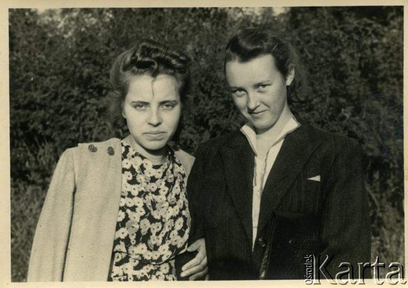 Fotografia z kolekcji Hanny Chodowiec-Chełmickiej / Fotografía de la colección de Hanna Chodowiec-Chełmicka