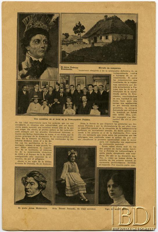 Dokument z kolekcji Bolesława Schreibera / Documento de la colección de Bolesław Schreiber