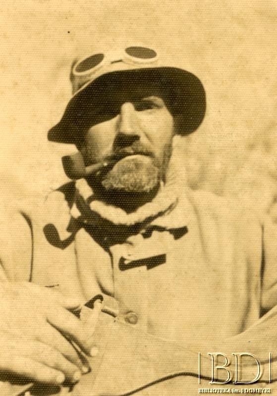 Fotografia z kolekcji Andynistów / Fotografía de la colección de Andinistas